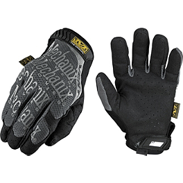 Mechanix Wear Vented Gloves - Mechanix Wear Original High Abrasion Gloves