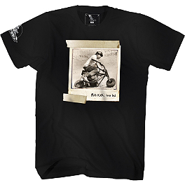 Moto XXX Bad Kid T-Shirt - Factory Effex JGR Silhouette T-Shirt
