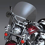 National Cycle Switchblade 2-Up Windshield Kit - National Cycle Cruiser Wind Shield and Accessories