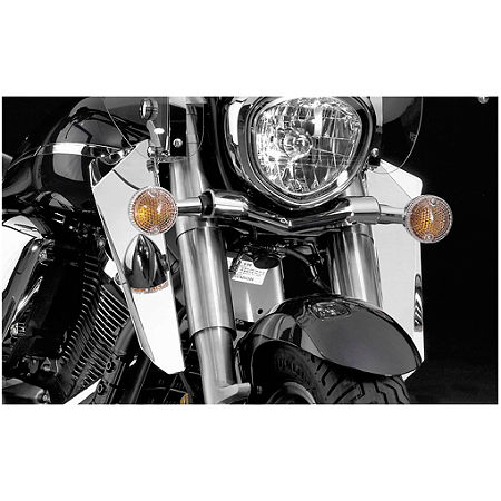National Cycle Switchblade Windshield Chrome Lower - Main