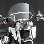 National Cycle Switchblade Chopped Windshield Kit - National Cycle Cruiser Wind Shield and Accessories