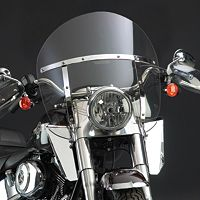 National Cycle Switchblade Chopped Windshield Kit