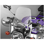 National Cycle Deflector Screen DX - Motorcycle Windshields & Accessories