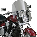 National Cycle Dakota 4.5 Windshield - Honda Magna 750 - VF750C Cruiser Wind Shield and Accessories