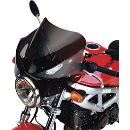 National Cycle F-15 Sport Fairing - Dark Smoke - 1990 Suzuki GS 500E National Cycle F-16 Touring Fairing - Light Smoke