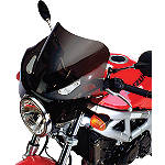 National Cycle F-15 Sport Fairing - Dark Smoke - Suzuki GS 500E Motorcycle Windscreens and Accessories