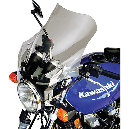 National Cycle F-15 Touring Fairing - Light Smoke - Main