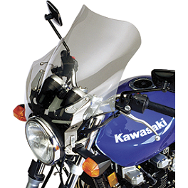 National Cycle F-15 Touring Fairing - Light Smoke - National Cycle Fork Mount Vstream Windscreen - 18