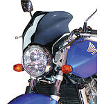 National Cycle F-16 Sport Fairing - Dark Smoke - Suzuki GS 500E Motorcycle Windscreens and Accessories