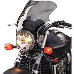 National Cycle F-16 Touring Fairing - Light Smoke - Suzuki GS 500E Motorcycle Windscreens and Accessories