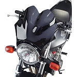 National Cycle F-18 Sport Fairing - Dark Smoke - Suzuki GS 500E Motorcycle Windscreens and Accessories