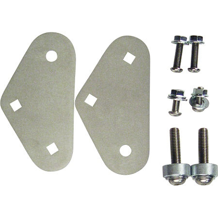 National Cycle F-Series Windshield Mounting Kit - Main