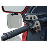 National Cycle Mirror Mount Wing Deflector - Cruiser Lowers and Wind Deflectors
