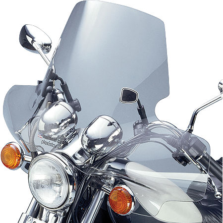 National Cycle Plexistar 2 Windshield - Main