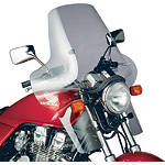 National Cycle Plexifairing 3 Windshield - Kawasaki Vulcan 500 LTD - EN500C Cruiser Wind Shield and Accessories
