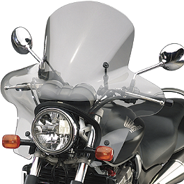 National Cycle Plexifairing GT Windshield - National Cycle Plexistar 2 Windshield