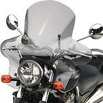 National Cycle Plexifairing GT Windshield - Suzuki SV650 Motorcycle Windscreens and Accessories