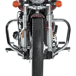 National Cycle Paladin Highway Bars - 2009 Kawasaki Vulcan 2000 Classic - VN2000H Show Chrome Highway Bars