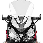 National Cycle Fairing Mount Vstream Windscreen - Clear -  Motorcycle Windscreens