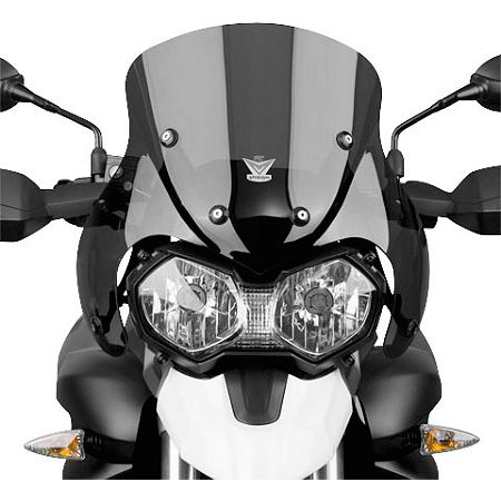 National Cycle Fairing Mount VStream Windscreen - Dark Smoke - Main