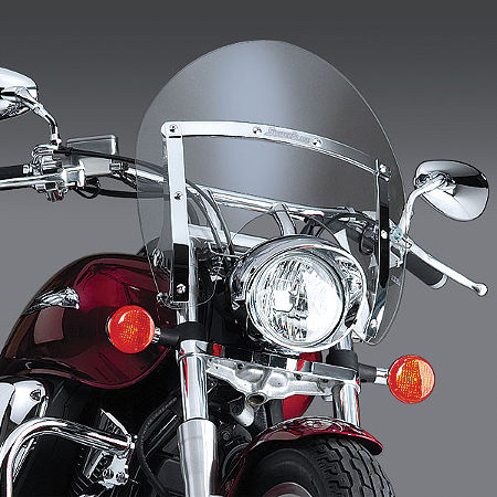 National Cycle Switchblade Shorty Windshield Kit - Main