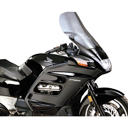 National Cycle Tall Replacement Windscreen - 1997 Honda ST1100 Saddlemen Stealth Sport Touring Seat