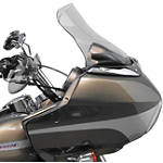 National Cycle Wave Windshield - Cruiser Wind Shields