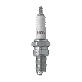 NGK Spark Plug - Puig Racing Windscreen - Clear