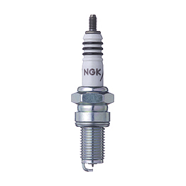 NGK Iridium IX Spark Plugs - 2000 Suzuki GZ250 EBC Clutch Springs