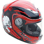 Nitro Helmet - Hellrazor - Nitro Helmets Motorcycle Helmets and Accessories