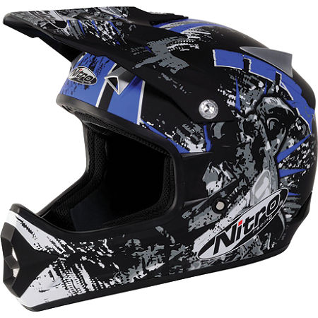 Nitro Youth Extreme MX Helmet - Main