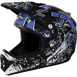Nitro Youth Extreme MX Helmet - Utility ATV Off Road Helmets