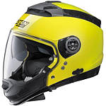 Nolan N44 Trilogy Helmet - Hi-Vis - Full Face Dirt Bike Helmets