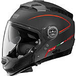 Nolan N44 Trilogy Helmet - Storm - Full Face Dirt Bike Helmets