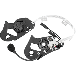 Nolan N-COM N103/N43/N90 Goldwing Headset Kit - Scala Rider G4 2 Pair Powerset