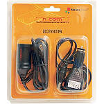 Nolan N-COM Bike Battery Charger -  Motorcycle Electronic Accessories
