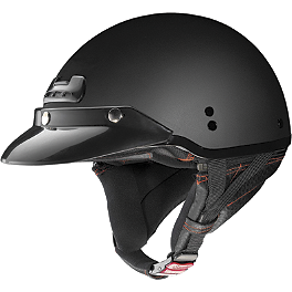 Nolan Super Cruise Helmet - Bell Shorty Helmet - Hide