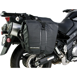 Nelson-Rigg Adventure Dry Saddlebags - Nelson-Rigg CL-855 Touring Saddlebags