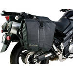 Nelson-Rigg Adventure Dry Saddlebags -  Cruiser Saddle Bags