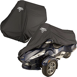 Nelson-Rigg CAN-AM Spyder Full Cover - 2012 Can-Am Spyder RT-S SM5 K&N Air Filter - CAN-AM
