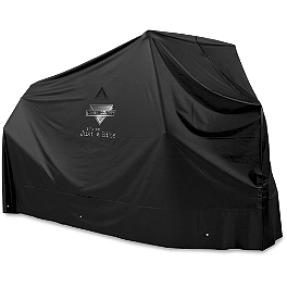 Nelson-Rigg Econo Motorcycle Cover - TourMaster PVC Motorcycle Cover