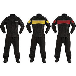 Nelson-Rigg Prostorm Two-Piece Rain Suit - Nelson-Rigg AS-3000 Aston Two-Piece Rain Suit
