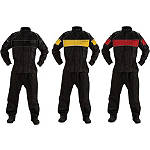 Nelson-Rigg Prostorm Two-Piece Rain Suit -  Dirt Bike Rainwear and Cold Weather