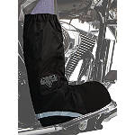 Nelson-Rigg Waterproof Rain Boot Cover -  Dirt Bike Rainwear and Cold Weather