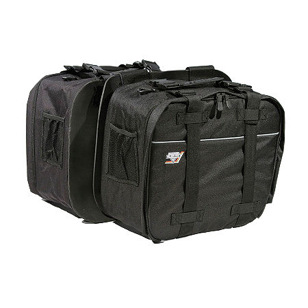Nelson-Rigg CL-850 Touring Saddle Bags - Main