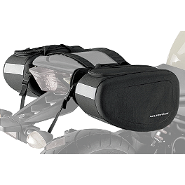 Nelson-Rigg SPRT-40 Sport Saddlebags - Cycle Case Rider Saddlebags