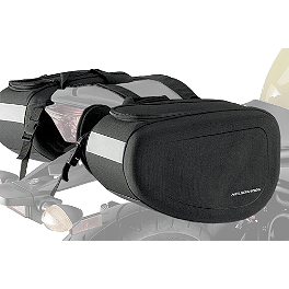 Nelson-Rigg SPRT-50 Touring Saddlebags - Cycle Case Rider Saddlebags