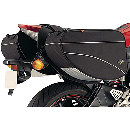 Nelson-Rigg CL-905 Sport Touring Saddlebags - Nelson-Rigg CL-1040-TP Jumbo Tail Bag