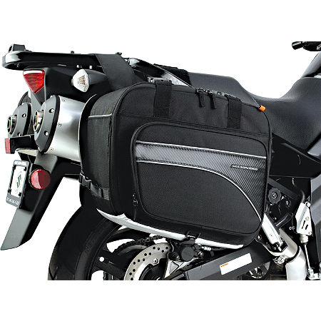 Nelson-Rigg CL-855 Touring Saddlebags - Main