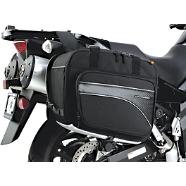 Nelson-Rigg CL-855 Touring Saddlebags - Nelson-Rigg CL-850 Touring Saddle Bags